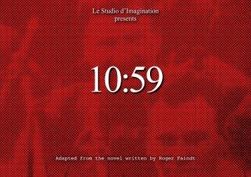 booklet anglais - Le Studio d'Imagination