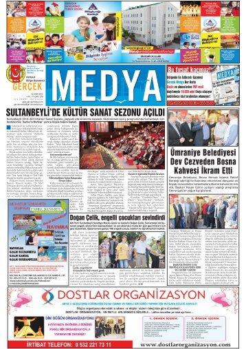 sultanbeyli'de kültür sanat sezonu açıldı - gerçek medya gazetesi