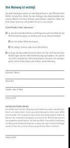 Helfen Sie mit! - Coloplast - Seite 4