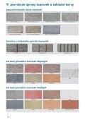 CENÍK střešní krytiny - KB - BLOK systém, sro - Page 2