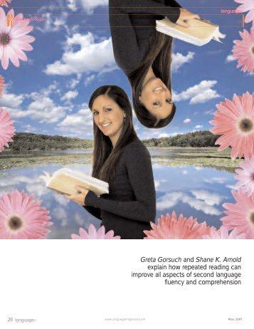 Repeated Reading Works - Language Magazine