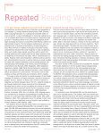 Repeated Reading Works - Language Magazine - Page 2