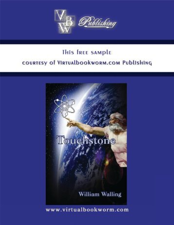 Read a Sample - Books by William Walling