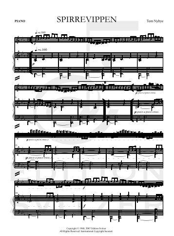 Finale 2005 - [SPIRREVIPPEN.MUS] - Edition Svitzer