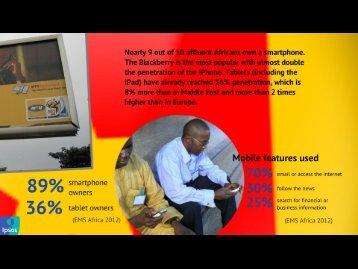 EMS Launch 2012 part 4 - Ipsos