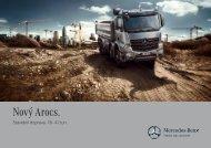 Nový Arocs. - Daimler FleetBoard GmbH