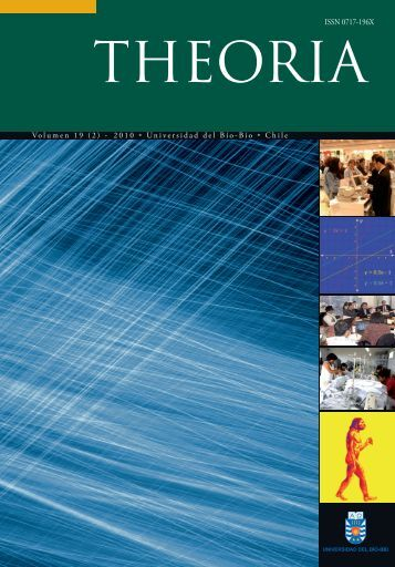 Volumen completo - Universidad del Bío-Bío