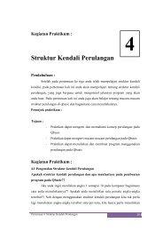 Pertemuan 4 : Pengenalan Struktur Kendali Perulangan - iLab