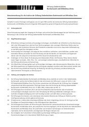 PDF (166 KB) - Gedenkstätte Buchenwald