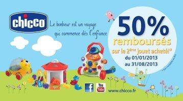 Chicco 50% - E-Merchant