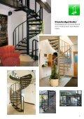 Spindeltreppen für den Innenbereich- Weland GmbH - Seite 5