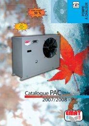 pompe à chaleur - EMAT