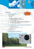 pompe à chaleur - EMAT - Page 3