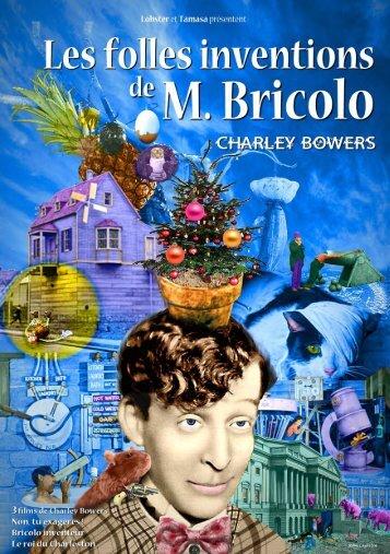Les Folles inventions de M. Bricolo - Tamasa distribution