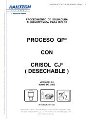 Manual Soldadura QP con crisol desechable CJ ... - railtech.com.mx