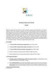 Renewable Energy Policy Review Poland - European Renewable ...