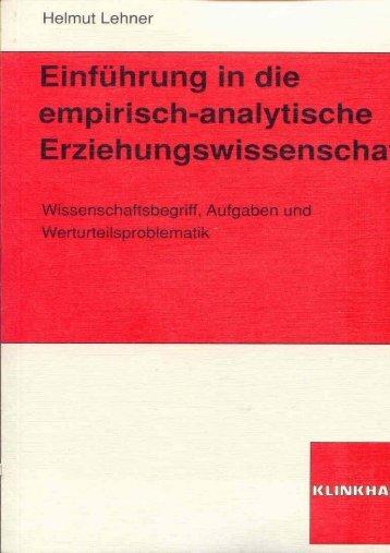 PDF-Dokument downloaden - Auswirkungen auf die Institution