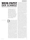 Philipp Schwander im kleinen Degustationsraum der Selection ... - Seite 2