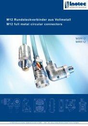 Weitere Informationen und technische ... - Inotec Electronics