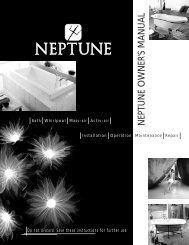 NEPTUNE O - Whirlpool Bath