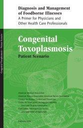 Congenital Toxoplasmosis - Southern Nevada Health District