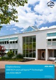 WEETECH GmbH - Assa Abloy