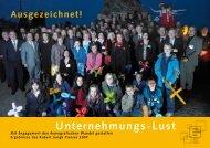 Zukunfts- projekte - WFO Wirtschaftsförderung Oberhausen GmbH