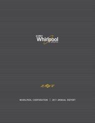 Full Annual Report - Whirlpool Corporation