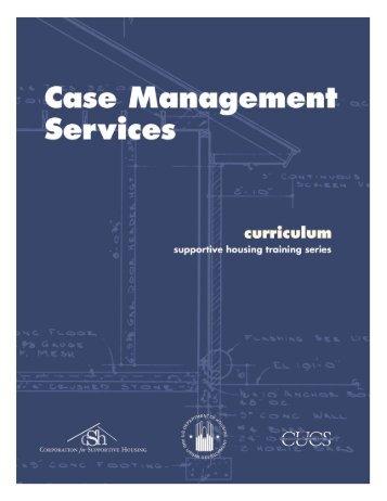 Case Management Services - OneCPD