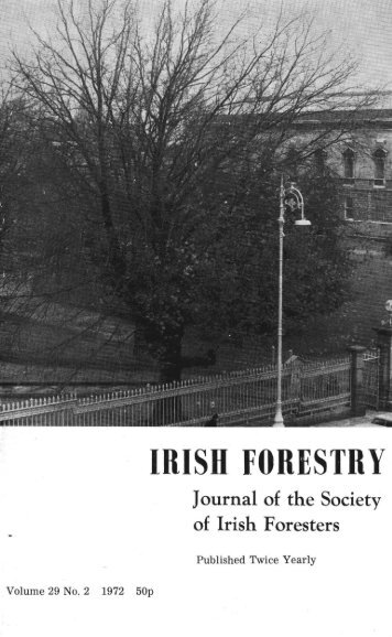 Download Full PDF - 28.09 MB - The Society of Irish Foresters