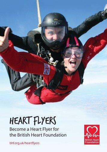 Heart Flyers - British Heart Foundation