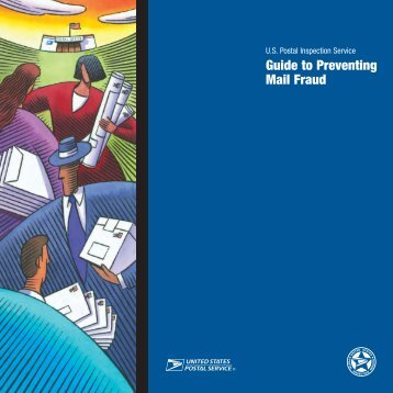 Publication 300-A - Guide to Preventing Mail Fraud - Usps.com