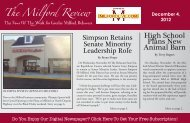 High School Plans New Animal Barn - Milford LIVE!