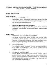Baca maklumat lanjut - Kementerian Pengajian Tinggi