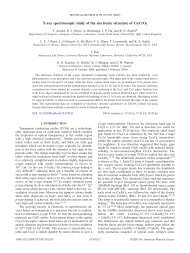 X-ray spectroscopic study of the electronic structure of CuCrO2