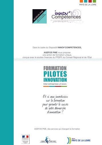 Consultez les programmes détaillés - Agefos –pme