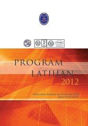 program latihan - Institut Latihan Kehakiman Dan Perundangan