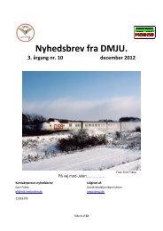 Nyhedsbrev nr.10. December 2012. - Dansk Model Jernbane Union