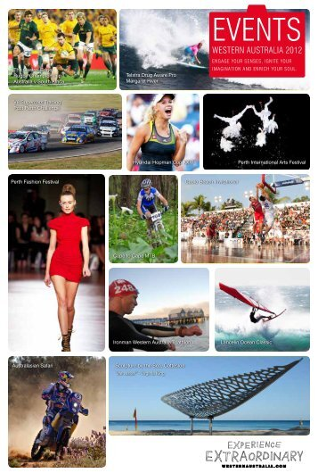 EVENTS - Western Australia