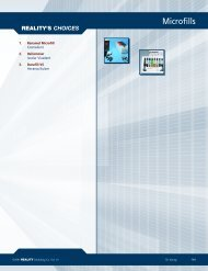 Microfills - REALITY Publishing Company