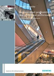 Retail security - Security Products International