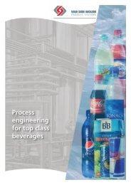 Industrial beverages production - VAN DER MOLEN