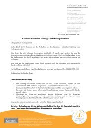 EuroMed GmbH & Co - Gasteiner Heilstollen