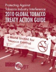 2010 Global Tobacco Treaty Action Guide - Stivoro