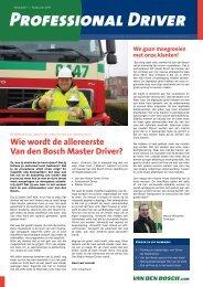 2011 Quality Edition - Masterclass - Vandenbosch.com