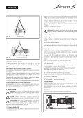 installation et mise en service installation and starting ... - Sie - Page 7