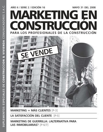 SUPLEMENTO MARKETING.pdf - CONSTRUCCION Y VIVIENDA