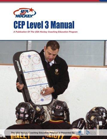 CEP Level 3 Manual - Rushmore Hockey Association