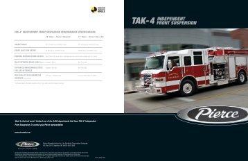 TAK-4 - Pierce Manufacturing