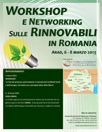 e Networking in Romania